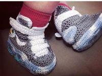 Kaufen Sie im Großhandel Babyhäkelarbeit Schuhe Turnschuhe