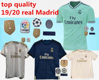 Wholesale uniform online - 2019 Real Madrid Soccer Jersey home away NEW soccer shirt ASENSIO ISCO MARCELO madrid Football uniforms size S XL