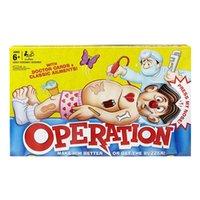 arzt spielzeug großhandel-Simulation Operation Arzt Spielzeug Set Desktop Fun Game Baby Frühes Lernen Interaktive Pretend Play Game Kinder Geschenk Version