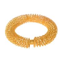 sport arm armband großhandel-Neue gold handgelenk ring handgelenk massage ring arm massage sport armband einfachen stil 2 farbwahl