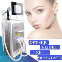Wholesale best q switch laser for sale - Group buy Best result Q switched Nd yag laser tattoo removal beauty salon machine opt shr ipl laser hair removal machine
