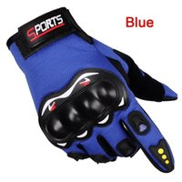 Wholesale spring skiing gloves resale online - Hot New case full finger cycling gloves wear resistant non slip tactical gloves motorcycle gloves touch screen riding