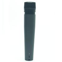 gravação de microfone dinâmica venda por atacado-Novo SM5 7 Bom Som Instrumento Musical Gravação de Karaokê Vocal Microfone Dinâmico Universal Microfone Mike 20 pcs por DHL