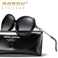 púrpura gafas de sol para mujer al por mayor-Moda para mujer Gafas de sol polarizadas vintage Gafas de sol para mujer Rojo Púrpura Damas Gafas de sol Gafas Anteojos Gafas de viaje UV400