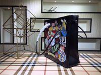 bonito estilo bolsas venda por atacado-Designer de luxo Bolsas bolsas femininas de couro genuíno Bolsas mais novo estilo de alta qualidade Tamanho 30 centímetros 32 centímetros 13cm animais padrões bonitos mais vendidos