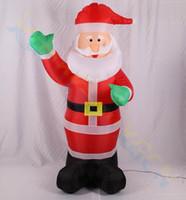 şişme bebek yeni toptan satış-1.8M şişme Noel Baba oyuncak bebek parti otel alışveriş merkezi mağaza düzeni Yılbaşı Noel süslemeleri süs sahne