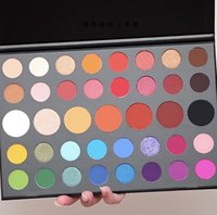 Wholesale HOT New Makeup Palette colors Eyeshadow palette matte Shimmer Eye Shadow palette DHL shipping