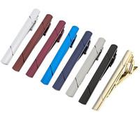shirt-anzug für männer großhandel-Farben Krawattenklammern Anzüge Hemd Krawatte Krawattenklammer Modeschmuck für Männer Drop Ship 070022