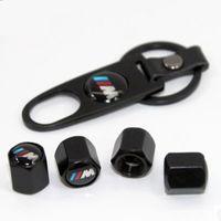 rueda para toyota al por mayor-4 unids Cubiertas de la rueda del coche tapas de neumáticos Rueda válvula del neumático para BMW e30 e46 e60 e90 benz toyota vw auto Accesorios
