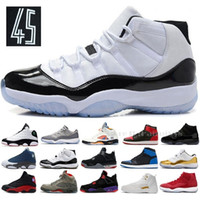 Wholesale dream shoes for sale - Group buy with box bred basketball shoes concord with s cap and gown sneakers Dream It Do It UNC space jams