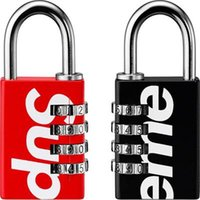 ingrosso armadio di blocco combinazione-Logo popolare Digital Password Lock Serrature a combinazione Lucchetto in metallo Lucchetto di sicurezza Lucchetto Armadietto per bagagli Accessori per mobili