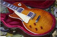 ingrosso chitarra elettrica sinistra a mano libera-spedizione standard gratuita per mancini 1959 di tabacco per chitarra elettrica