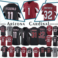 timeless design a933e e99b2 Wholesale Larry Fitzgerald - Buy Cheap Larry Fitzgerald 2019 ...