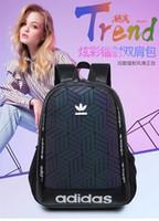 Wholesale geometric patterns backpack resale online - top designer backpack men ladies backpack designer handbag wallet bag D geometric Designer mini pink sugao pattern backpack45