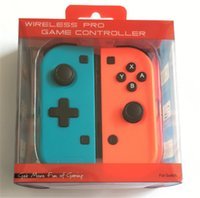 Wholesale wireless game bluetooth handle for sale - Group buy Wireless Bluetooth Pro Gamepad Controller For Nintendo Switch Console for Switch Controller Accessories Joystick Game handle Case