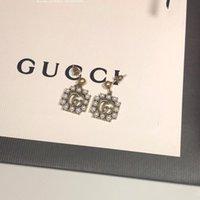 ingrosso sfere orecchini-Orecchini a bottone in argento 925 con pietre preziose, orecchini a forma di diamante, orecchini romantici per le donne