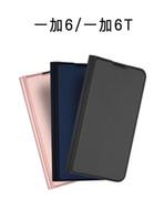 t telefonkarten großhandel-Geeignet für eins plus sechs und eins plus sechs T-Wallet-Cover Luxus-PU-Leder-Handy-Backcover, Flip-Cover mit Kreditkartenschlitz