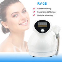 Wholesale magic line for sale - Group buy New technology Magic Line handles each handle with RF vacuum different color LED lights High frequency weight loss machine