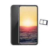разблокированные 4g смарт-сотовые телефоны оптовых-Goophone Xr Смартфон 6.1-дюймовый четырехъядерный процессор 1G RAM 4G ROM 8MP Камера 3G WCDMA Показать поддельные 4g lte разблокированные сотовые телефоны