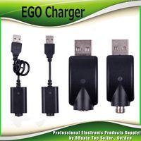 cargador de batería del hilandero de la visión al por mayor-Ego USB Charger CE4 Electronic Cigarette E Cig Cargadores inalámbricos para 510 Ego T Ego EVOD Twist Vision Spinner 2 3 Mini batería