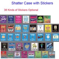 Wholesale sharks boys resale online - Plastic SD Card Concentrate container Extracts Runtz Sticky Buns Ether Jungle Boys Shark cake press Napoleon Packaging Shatter case