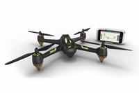 drones de caméra hubsan achat en gros de-Hubsan H501A X4 Air Pro Waypoints FPV 1080P Caméra HD Drone GPS - Version APP