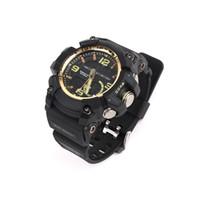 reloj gsm a prueba de agua al por mayor-Reloj deportivo digital de marca para hombre Reloj cronógrafo deportivo Resistencia a los golpes Masculino GG-1000 Relojes electrónicos casuales de calidad superior