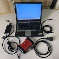 ids da ferramenta ford venda por atacado-Para F-ord VCM2 Ferramenta de Diagnóstico para scanner VCM2 IDS V101 ferramenta obd2 vcm 2 com 240 GB SSD em Laptop usado D630