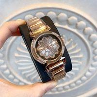 ingrosso orologio di lusso nero oro-2019 vendita calda signora moda orologio di lusso per le donne orologi classico quarzo rosa / argento / nero vestito orologio braccialetto stile speciale trasporto di goccia
