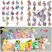 Wholesale Stuffed CM Simba Filly Little Horse Dolls Witchy Unicorn Stars Butterfly etc Toy Mini Horses Doll Kid Christmas Gift