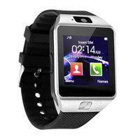 Wholesale smartwatch for phones online – DZ09 smart watch android smartwatch SIM Intelligent mobile phone watch can record the sleep state bluetooth smart watches