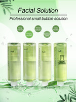 Wholesale Microdermabrasions Rejuvenaiton Micro dermabrasion peeling Hydra solution 4 bottles 500ml per bottle skin care liquid spa salon use