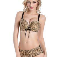 3f05608405 Sexy Lingerie Push Up Bra Set Female Underwear Set Wire Free Bralette Bras  for Women Underwear Seamless Bra Bandage Brassiere