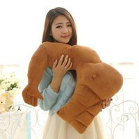 Wholesale muscles toys resale online - 60cm Girl Plush Pillow Muscle Pillow Stuffed Toys Muscle Man Boyfriend Girlfriend Toys Pillow Stuffing Dolls Girl Gift