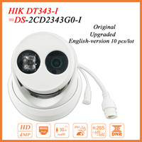 Wholesale Hikvision OEM DT343 I DS CD2343G0 I MP HD Network Dome Camera for Security H IP67