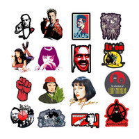 Wholesale mirror games resale online - 50 Mixed Car Stickers Game Movies For Laptop Skateboard Pad Bicycle Motorcycle PS4 Phone Decal Pvc Stickers