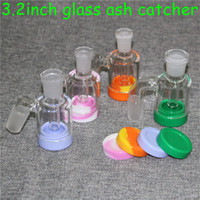 Wholesale 18mm male reclaim catcher for sale - Group buy Glass Reclaim Catcher Adapter mm mm Male Female With Reclaimer Dome Nail Ash Catcher Adapter For Glass Water Bongs Dab Rigs
