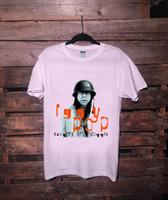 vilains t shirts achat en gros de-Rare !! vintage Iggy Pop Naughty Little Doggie 1966 - Chemise Rabais de remise en gros Top pour hommes
