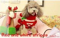otoño invierno perro bandanas al por mayor-Al por mayor-Lovely boutique otoño e invierno suéter para perros envío gratis para perros Beagles, Yorkshire, Chihuahua, Pomerania, Caniche, Labrador