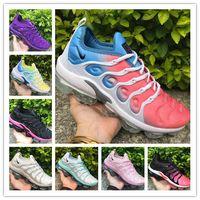 Wholesale shoes air pad resale online - nbspNIKE Air nbspmax nbspVapormax Plus TN blood vessel Air pad TN breathable sports running shoes light Trainer sneakers eur