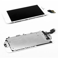 ingrosso iphone lcd frontale pieno-LCD completo per Touch Screen Display LCD iPhone 6 6S Inoltre Digitizer Assemblea completa Set Ecran con tasto Home fotocamera frontale