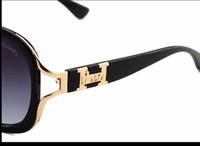 frete grátis branded sunglasses venda por atacado-Alta Qualidade Da Marca L9239 Óculos De Sol com LOGOTIPO mens Moda Óculos De Sol De Grife Óculos De Sol Para homens Das Mulheres óculos de sol frete grátis