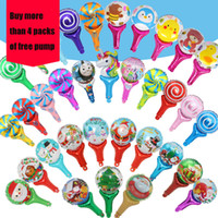 Wholesale kids toys online - Swaying party Balloons Cartoon Balloons Kids Aluminium Foil Balloon Baby Shower Girl Party Room Decoration Supplies kids toys