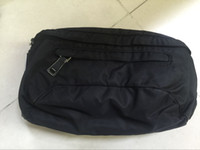 Wholesale black man bag for sale - Group buy 18 Waistbag Cross Body Hip Waist Bag Pack Chest Pack Unisex Fanny Pack Waist Bag Men Canvas Waterproof Belt prd Bags