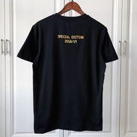 designer de moda casual camisa homens venda por atacado-2019 Luxo New Fashion Designer Bordados Europa Itália Colaborar Roma Special Edition T-shirt das mulheres dos homens T Shirt Casual Cotton Tee Top