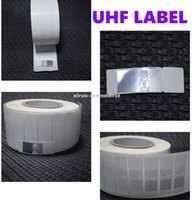 Wholesale electronics stores for sale - Group buy 70 mm RFID UHF tags Unmanned retail Sticker UHF electronic tags Unmanned store Convenience Store MHZ Chip Label