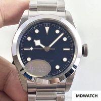 мужские часы оптовых-2 цвета лучшее качество lf factory 41 мм m79540 стальной ремешок часы Swiss eat 2824 механизм автоматический механический 316 стальные мужские часы часы