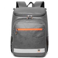 Wholesale backpacks for boys resale online - High Quality Fashion Backpacks For Teenager Girls Boys Schoolbag travel Backpack Kids Baby Bag waterproof School Bags mochila infantil