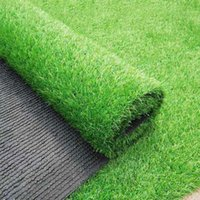 Wholesale moss lawn resale online - 3 m Outdoor Carpet Realistic Simulation Carpet Floor Mat Green Artificial Lawn Lawn Carpet Fake Turf Moss Home Garden