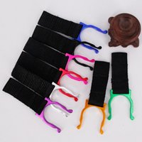 Wholesale equipment factory resale online - Mountaineering Safety Carabiner Aluminium Alloy Ribbon Water Bottle Holder Multicolor Hang Buckle Fit Camping Equipment Factory Direct0 E1